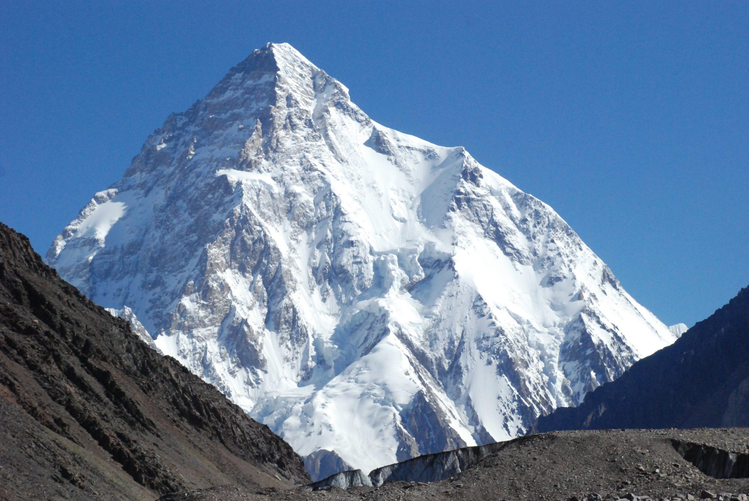 La cara sur del K2 8611